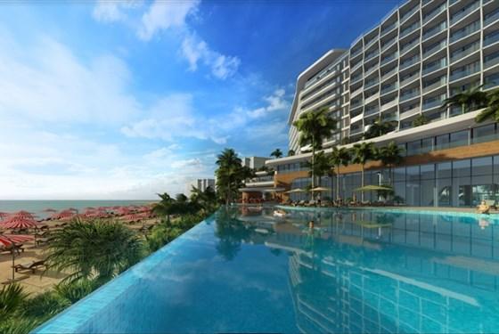 Marco Polo - Hampton by Hilton Marjan Island -