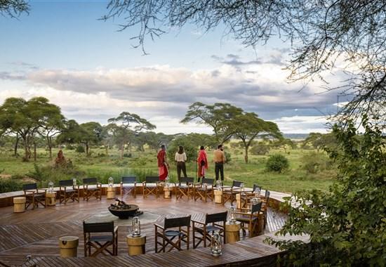 Luxusní Tanzanie - safari v Tarangire a Ngorongoro a Zanzibar - Afrika