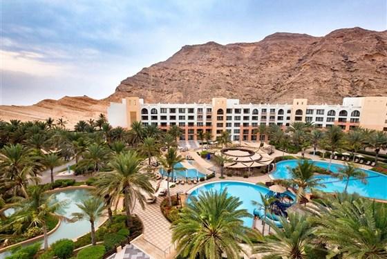 Marco Polo - Shangri-La's Barr Al Jissah Resort & Spa Al Waha -