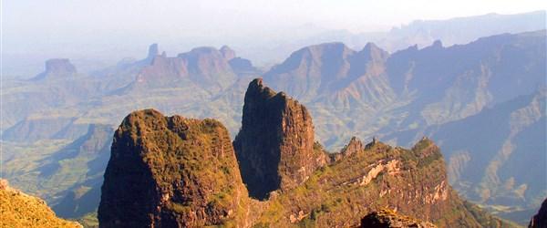 Etiopie -