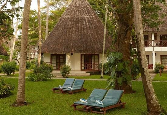Přímé lety z Prahy - Neptune Village Resort  4* - Afrika