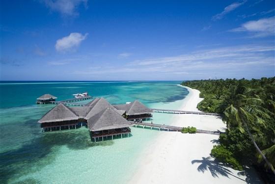 Marco Polo - Přímé lety z Prahy Medhufushi Island Resort - ALL INCLUSIVE V CENĚ -