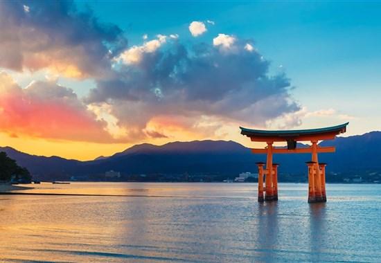 Japonsko - velká cesta po zemi vycházejícího slunce - Japonsko -
