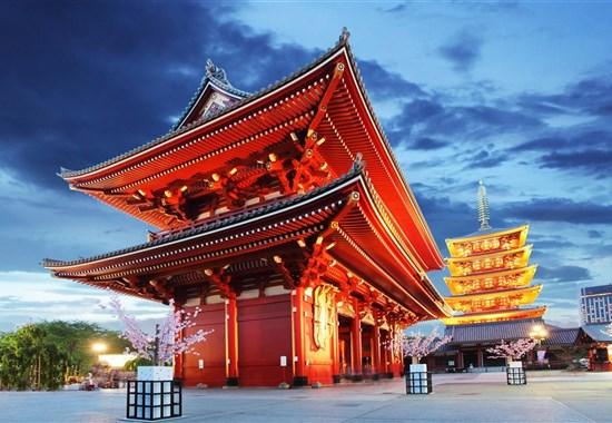 Japonsko - 9 dní s českým průvodcem - Japonsko -