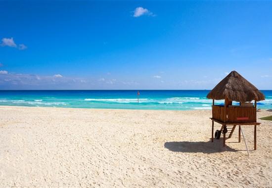 Přímá linka do Mexika: poznávací okruh Yucatánem s pobytem u moře - Mexiko -