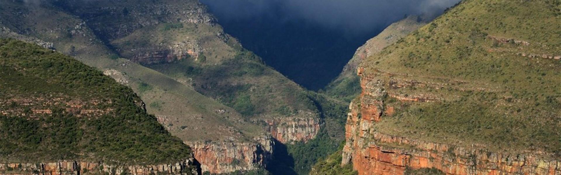 Náklaďákem - Velký okruh Jihoafrickou republikou -