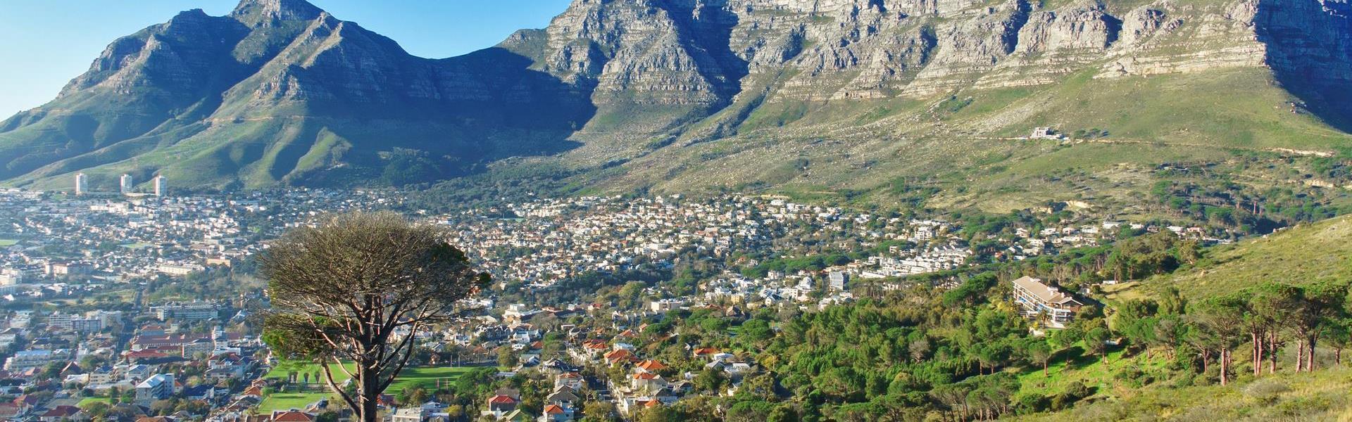 Po vlastní ose - Západní Kapsko - Kapské Město - matka měst