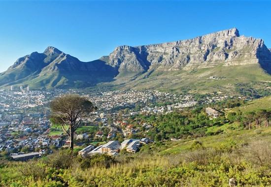 Po vlastní ose - Západní Kapsko -  - Kapské Město - matka měst