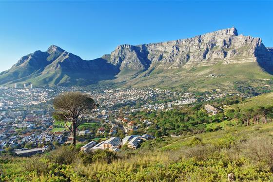 Marco Polo - Greenfire Lodge Cape Town - Kapské Město - matka měst