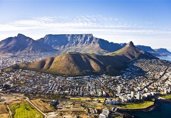 Velký okruh Jihoafrickou republikou -  -