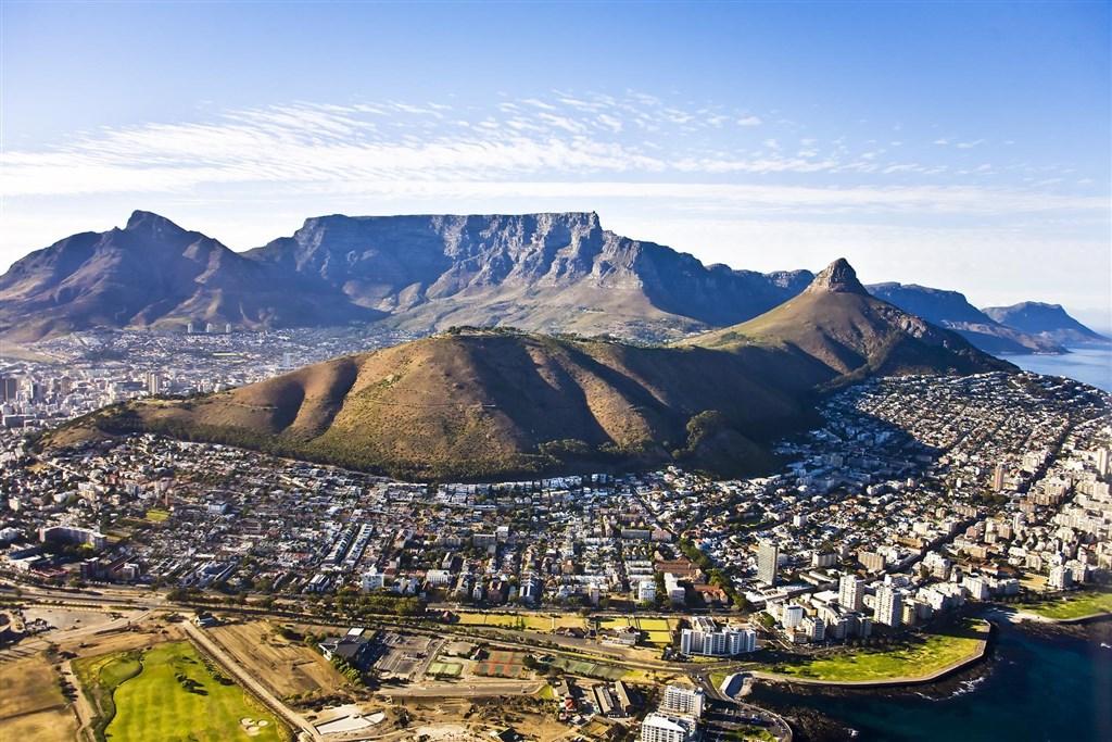 Velký okruh Jihoafrickou republikou