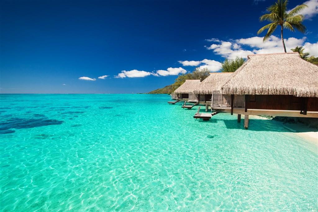 luxusní dovolená