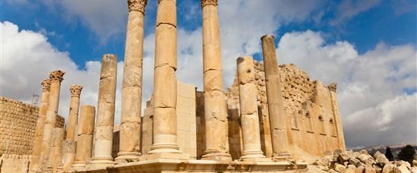 Jordánsko -