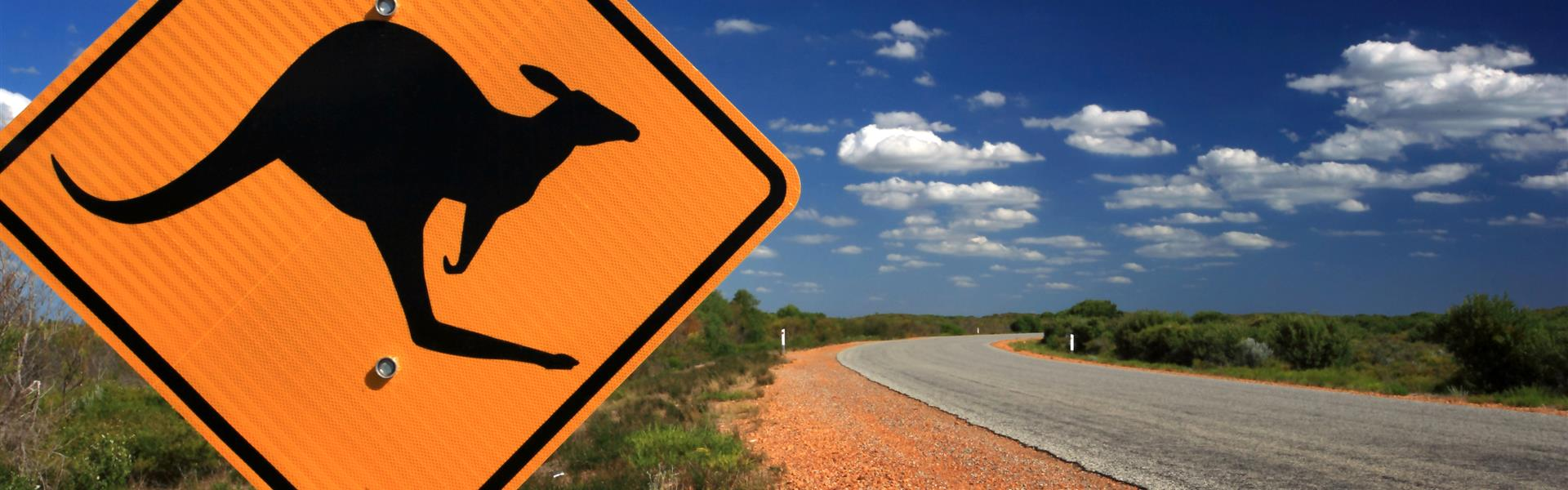 Austrálie -