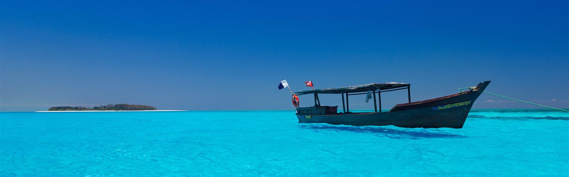 Zanzibar (Tanzanie) -