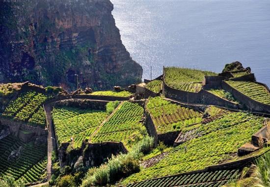 Madeira s českým průvodcem - Evropa