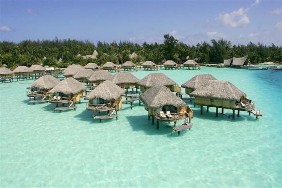 Marco Polo - Bora Bora Pearl Beach Resort - ostrov Bora Bora -
