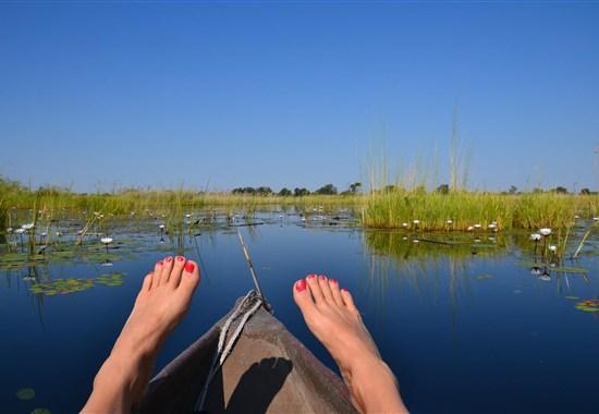 Na safari do Botswany s českým průvodcem - Botswana -