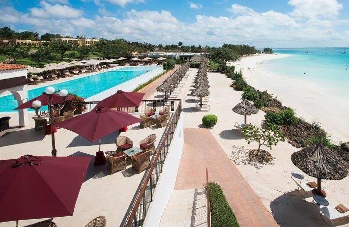 Riu Palace Zanzibar - Čína