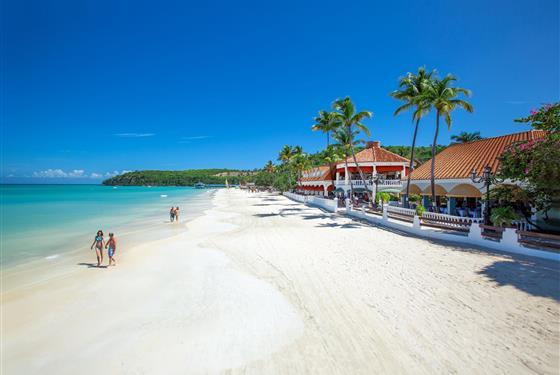 Marco Polo - Sandals Grande Antigua Resort and Spa -