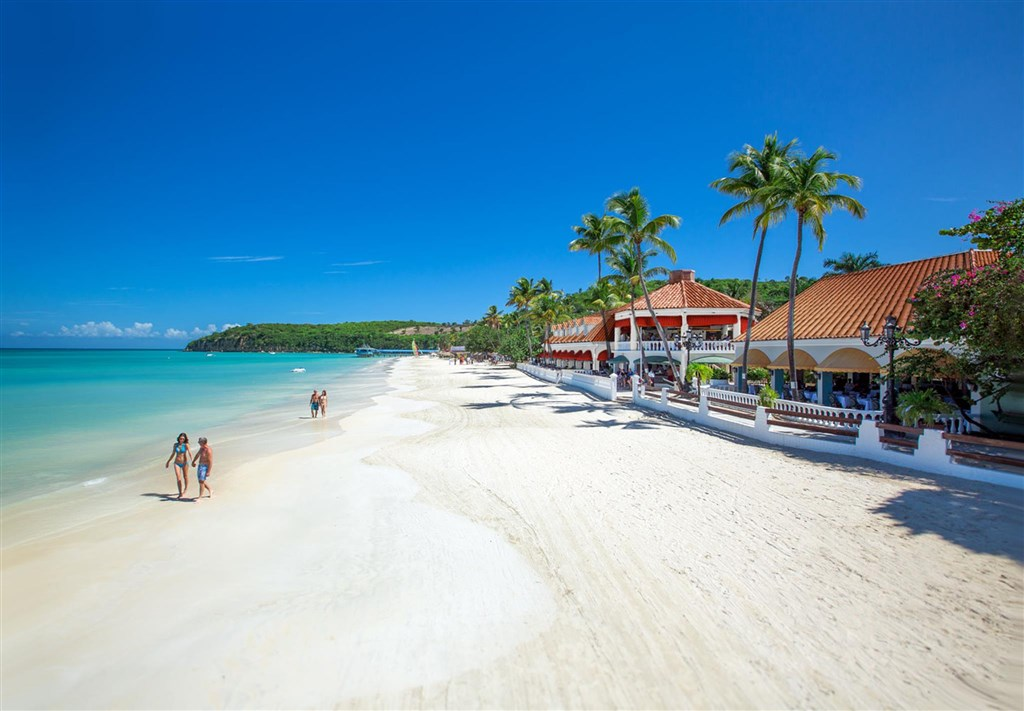 Sandals Grande Antigua Resort and Spa - Antigua a Barbuda